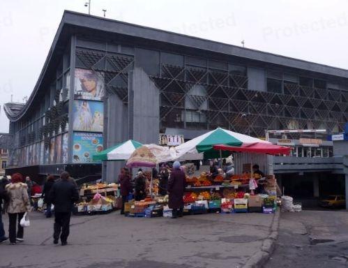 В Киеве задержан пьяный директор Житнего рынка