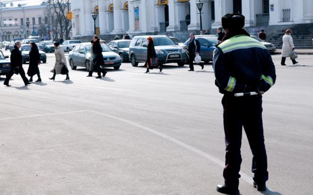 9 мая центр Киева будет перекрыт для транспорта