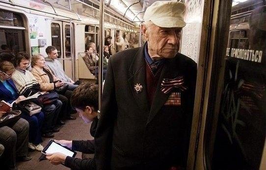 Водителей и кондукторов киевского транспорта обяжут быть вежливыми с ветеранами