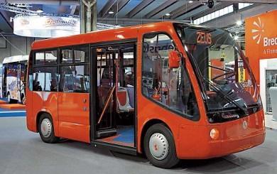 Глава КГГА обещает транспортную новинку: мини электробусики