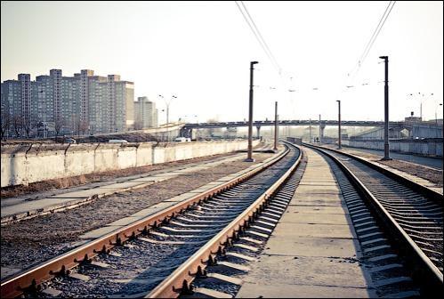 Трамвай на Троещине - будет временным, пока строят метро - В.Бондаренко