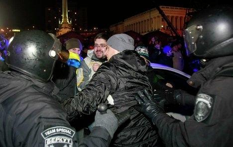 Замначальника киевской милиции не причастен к разгону Майдана - МВД