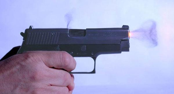 На Подоле из огнестрела ранили мужчину