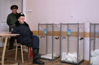 Милиция обещает полный порядок на выборах в Киеве