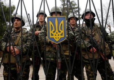 В Киеве формируют батальон территориальной обороны