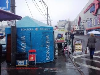МАФы в Киеве не сносят потому, что чиновники берут взятки