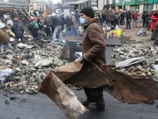 Активисты Майдана планируют остаться на Крещатике еще на два месяца