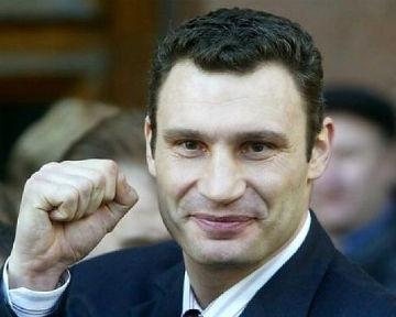 Без пяти минут мэр Виталий Кличко уже познакомил со своим первым замом