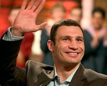 Кличко стал мэром Киева - А.Турчинов