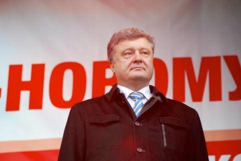 На Майдане состоится инаугурация новоизбранного президента Украины