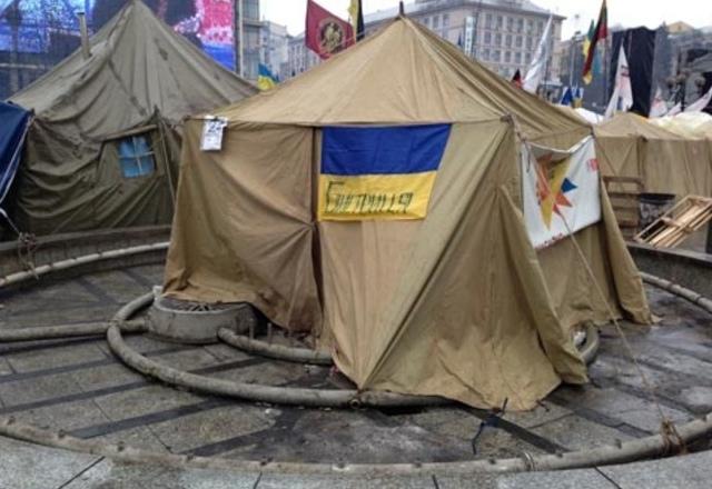 Майдановцы собираются остаться, чтобы следить за действиями новой власти - Эксперт