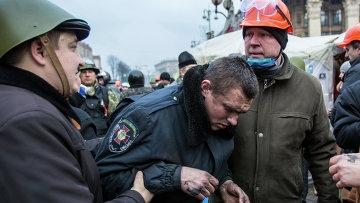 Активистам Майдана в Киеве советуют записаться в Нацгвардию