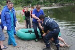 В Киеве утонуло 22 человека, среди них 1 ребенок