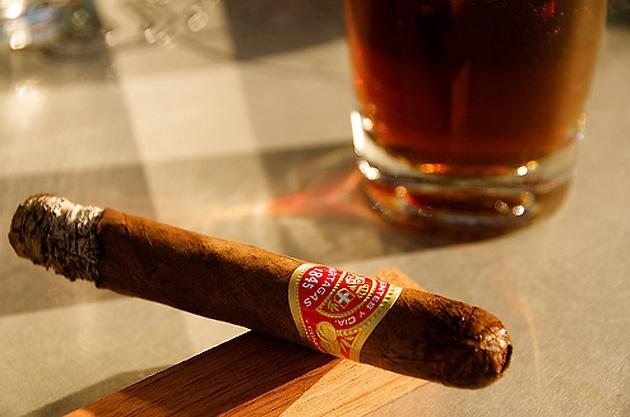 Основные правила курения сигар