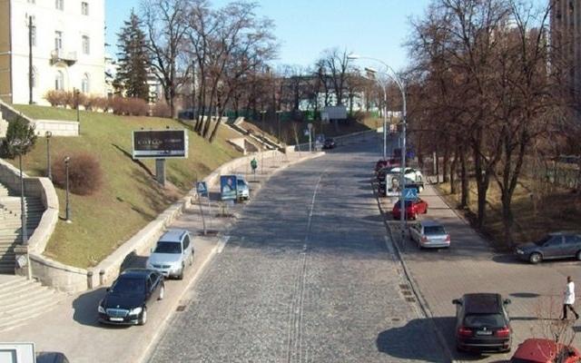 Кличко собирается переименовать улицу Институтскую