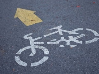На проспекте Победы появятся велосипедные дорожки