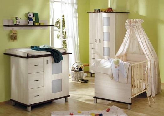 Что обязательно должно присутствовать в комнате новорожденного