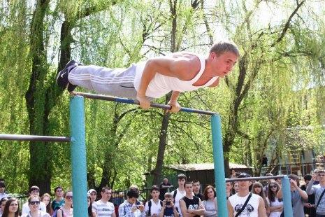 Кличко намерен воскресить уличный спорт в Киеве