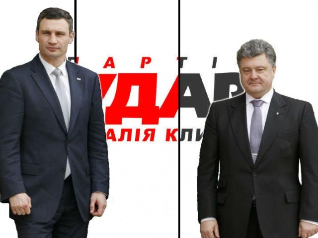 «УДАР» будет сотрудничать с президентом Порошенко