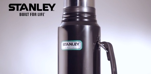 Организация пикника: термос Stanley, сумка-холодильник, палатки