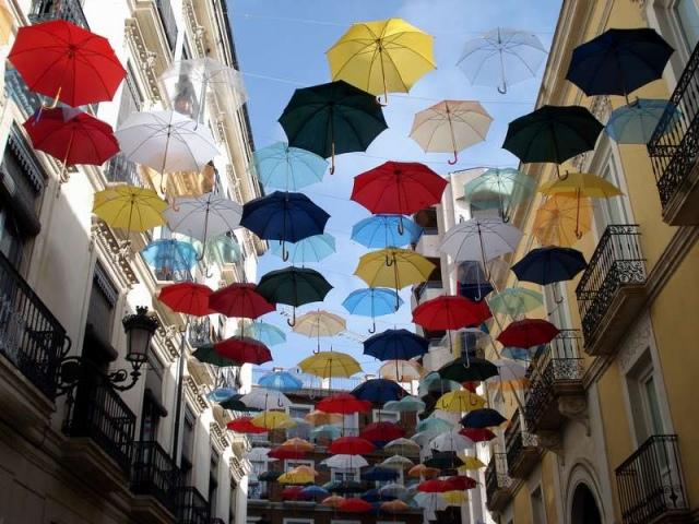 Снова дождь: какие зонтики самые удобные?