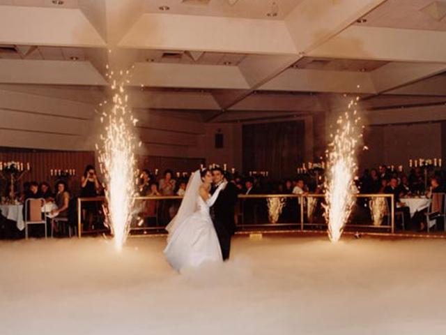 Свадебный фейерверк - это не просто выстрел по ночному небу