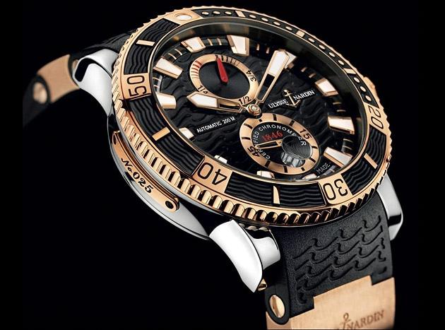 Швейцарские часы именитого бренда Ulisse Nardin