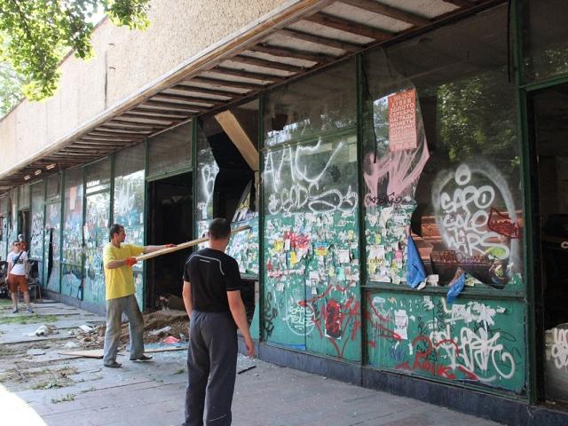 На Дорогожичах планируют восстановить кинотеатр им. Ю.Гагарина