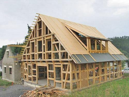 Преимущества сборки каркасных домов