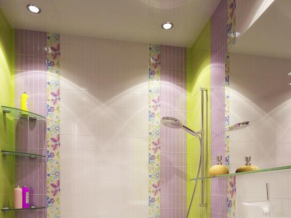 Освещение в ванной комнате в хрущевке