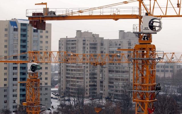 Строительство жилья в Украине: темпы роста сохраняются
