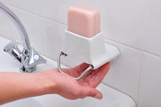 Диспенсер для мыла убережет ваши руки от антисанитарии