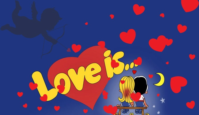 Love is... ��� ��������� ������ ����� ������ ���������?