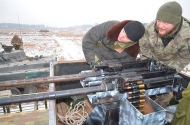 Для бойцов АТО в Киеве создали уникальный пулемет