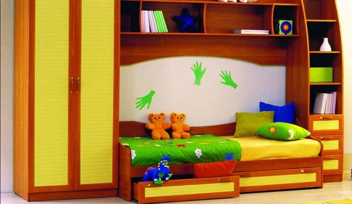 Обзор магазинов детской мебели в Киеве