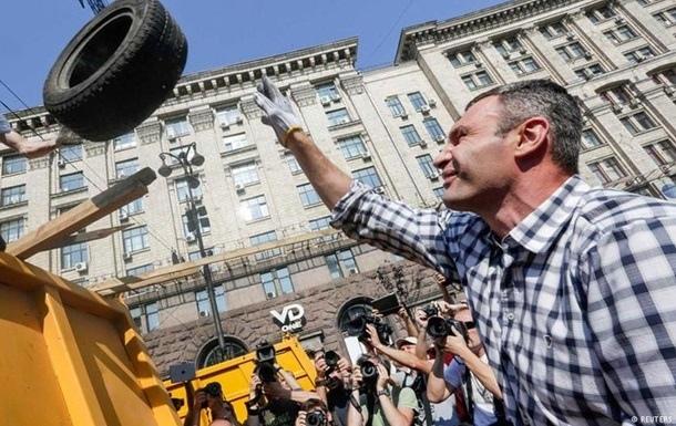 Незаконные стройки в Киеве будут сносить после Нового года