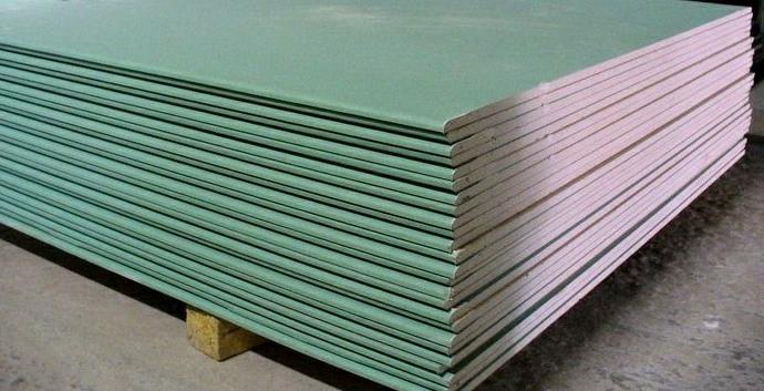Гипсокартон как отделочный материал для потолков и стен