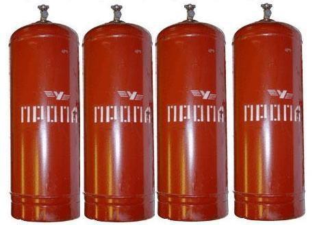 Что такое взрывобезопасный газовый баллон?