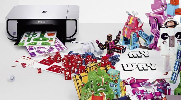 Типы чернил для принтеров