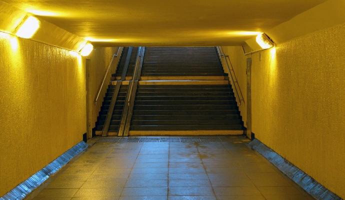 Столичный ЦУМ отремонтирует подземный переход на Крещатике