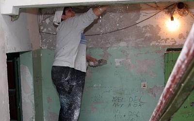 Киевляне могут сами делать ремонт в своих подъездах - КГГА