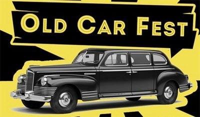 """�� ����� ���������� """"Old Car Fest"""" � ����� ������ ��������� �������"""