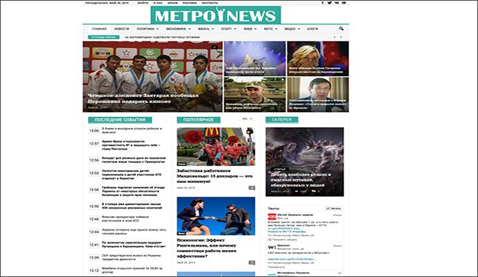 Привлечение аудитории без SEO и рекламы — история Metronews