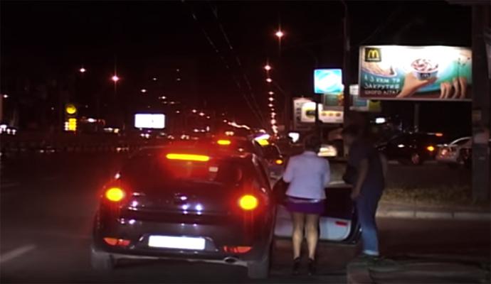 Проститутки на проспекте победы