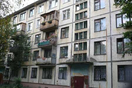 На ремонт одной киевской хрущевки необходимо 3-4 млн. грн.