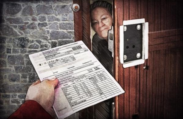 Киевляне с опозданием получат платежки ЖКХ