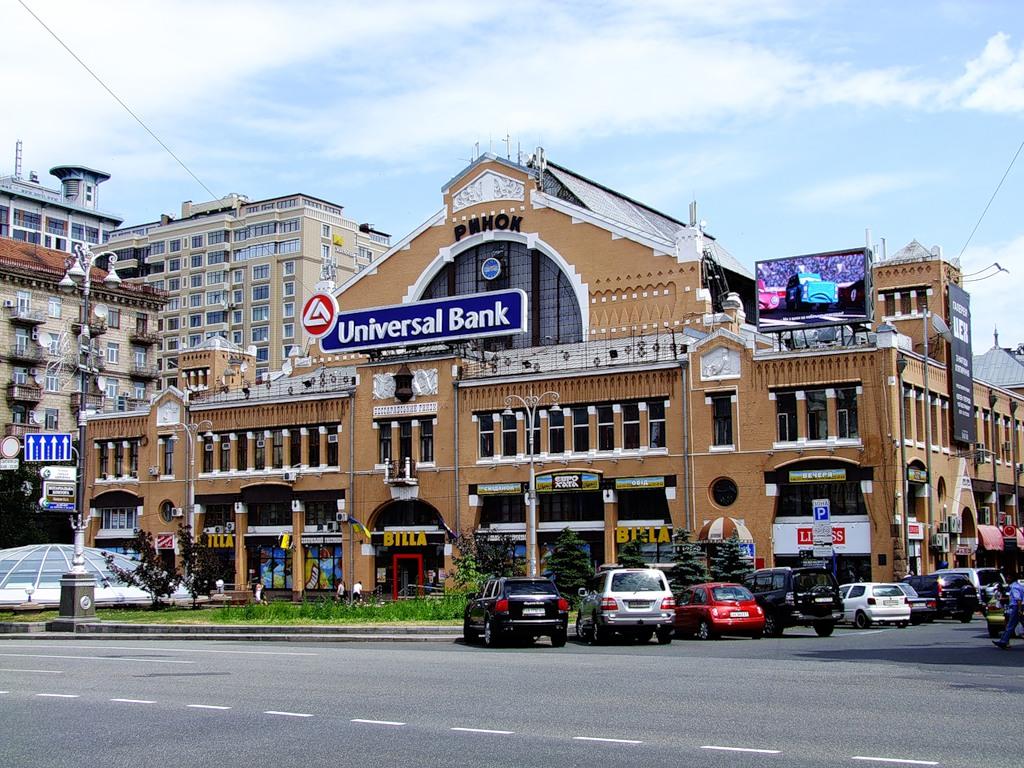 В Киеве может появиться мадридский рынок Сан-Мигель