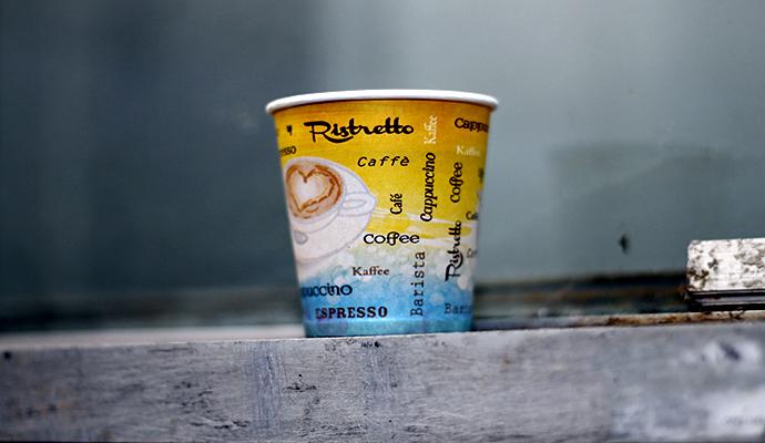 """За """"кофеместо"""" в Киеве платят от 4 до 361 тысячи гривен в год"""