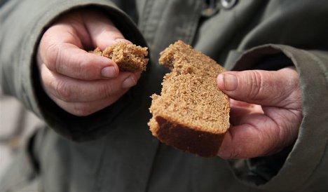 До нового года в Киеве откроют 200 пунктов по продаже социального хлеба