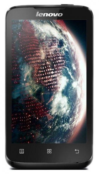 Преимущества и особенности смартфона Lenovo A316 Black
